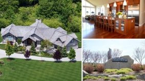 Cottage of the Week: $3.3 million for a 45-acre country estate in Collingwood