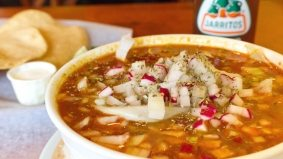Weekly Lunch Pick: the aromatic pozole at Tacos El Asador