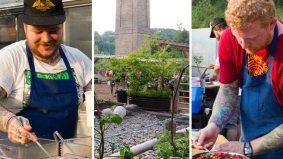 A look at the pork-mad garden party that was the Group of Seven Hogtown Throwdown