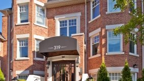 Condomonium: $1.4 million for a Forest Hill condo that thinks it's a house
