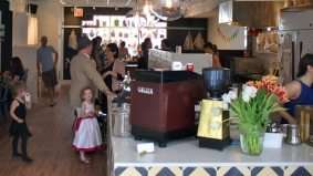 Introducing: Smock Café, the new Roncesvalles spot for coffee, kids and crafting