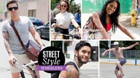 Street Style: 27 looks at the city on bikes (and other self-propelled vehicles)