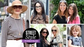 Street Style: 27 looks at the ladies who lunch in Yorkville