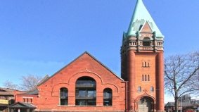 Condomonium: $1.6 million for a bell tower—yes, a bell tower—in the Junction