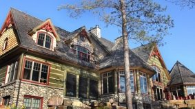 Cottage of the Week: $15 million for an over-the-top lumberjack's paradise in Muskoka