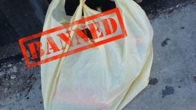 Toronto will get a six-month plastic bags free-for-all, and then no bags at all