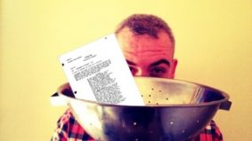 Chef Grant Soto outs himself as…an aspiring screenwriter