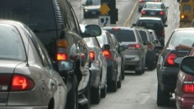And the 10 most traffic-addled streets in Toronto are…