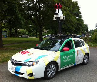 Google Street View cars return to Toronto roadways