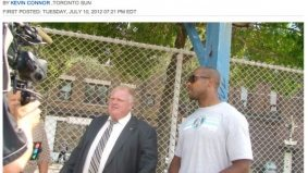 The Toronto Sun forgets which Ford brother is actually mayor