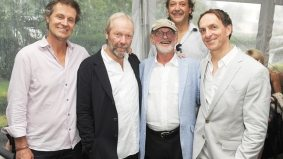 Another TIFF party announcement: Norman Jewison's annual BBQ