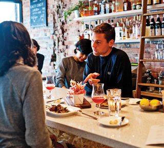 New Reviews: Hoof Raw Bar, Lamesa Filipino Kitchen and Edulis