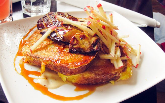 Missing the Hoof Café? Geoff Hopgood is serving brunch at Foodliner for one day only