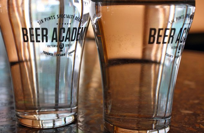 Introducing: Beer Academy, downtown's new brewery, education centre and tasting room for hopheads