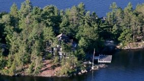Cottage of the Week: $13.9 million for a private island on Lake Muskoka