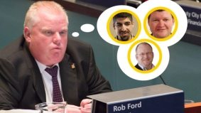 POLL: Who will Rob Ford pick as his next chief of staff?