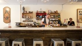 Introducing: Quinta, a fresh new Dundas West Portuguese restaurant on the site of an old one