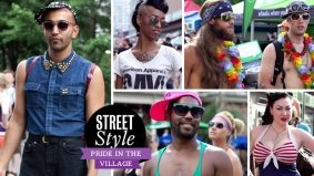 Street Style: 33 looks at the men and women of the Village during Toronto Pride 2012