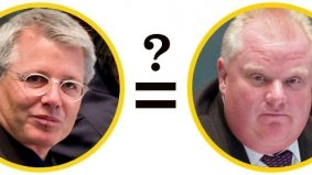 Is Adam Vaughan slowly morphing into Rob Ford?
