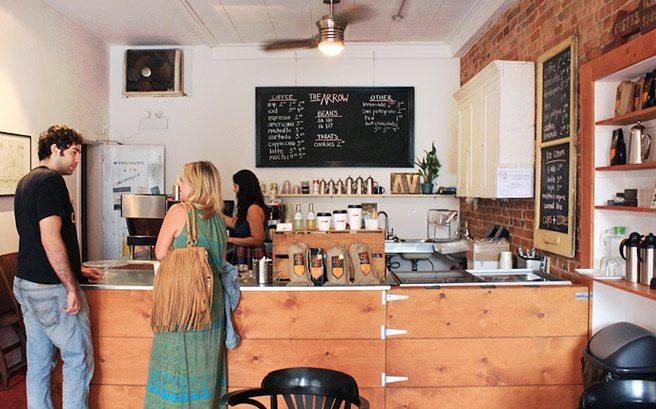 Introducing: The Arrow Café, Dundas West's newest coffee and ice cream shop