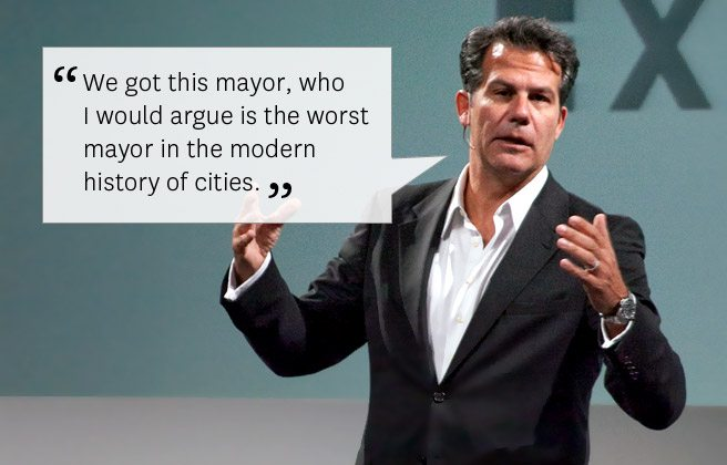 QUOTED: Richard Florida on where Rob Ford ranks in the history of city mayors
