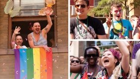 GALLERY: the liveliest revellers at the 2012 Toronto Pride Parade