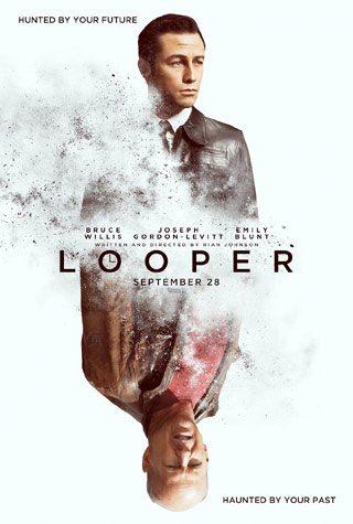 TIFF 2012: Looper, a time travel thriller starring Joseph Gordon-Levitt and Bruce Willis, set to open the festival