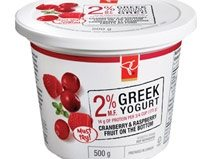 Canadians are clawing Greek yogurt off grocery store shelves
