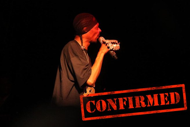 CONFIRMED: Snoop Dogg is coming to TIFF 2012