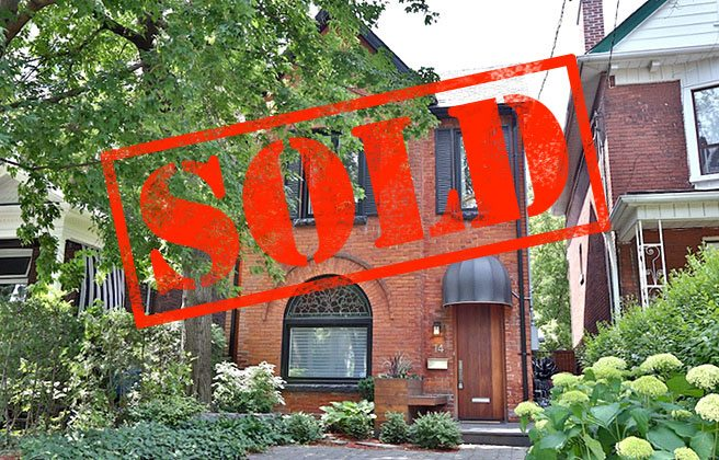 Sold: a Dufferin Grove home with its own triathlon pool for $1.36 million