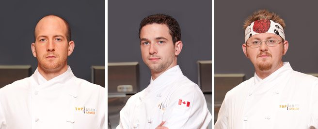 Top Chef Canada contestants to reunite for next Charlie's Burgers dinner