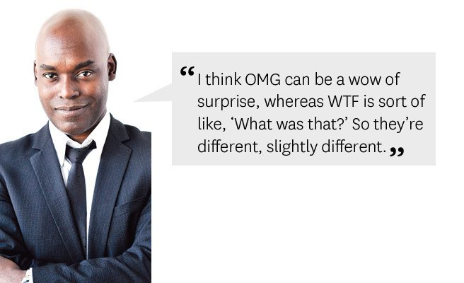 TIFF QUOTED: Cameron Bailey on the subtle distinction between OMG and WTF