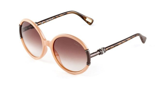 The Find: a pair of Gatsby-esque sunglasses with just the right number of Swarovski crystals