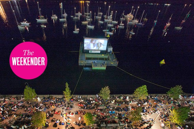 The Weekender: Sail-in Cinema, Planet IndigenUS and six other events on our to-do list