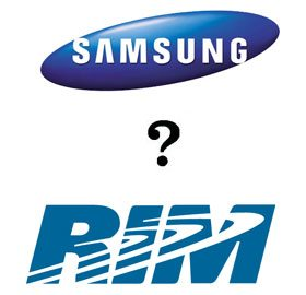 Rumours circulate (yet again) that Samsung could buy RIM