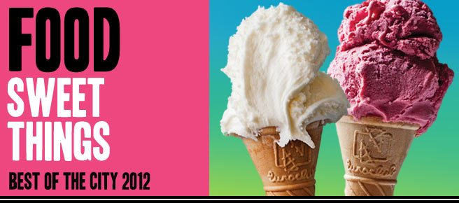 Best of the City 2012: six of Toronto's best sweet things, from vegan brownies to fior di latte gelato