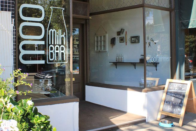 Introducing: Moo Milk Bar, the Beach's new spot for milk and cookies