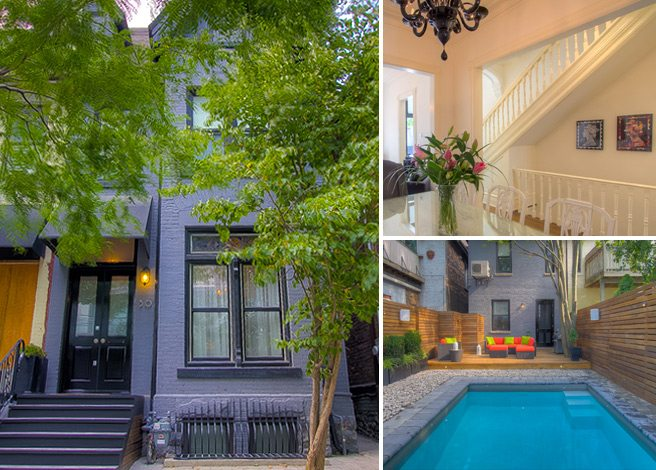 House of the Week: $1.8 million for a Victorian home across from the Thompson Hotel