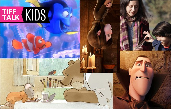 TIFF 2012: Finding Nemo 3D and more to premiere in this year's TIFF Kids programme