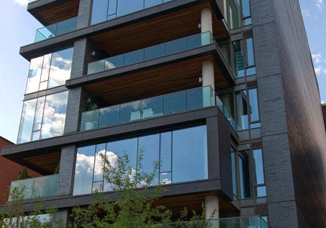 Condomonium: $7.5 million for developer Peter Freed's personal penthouse