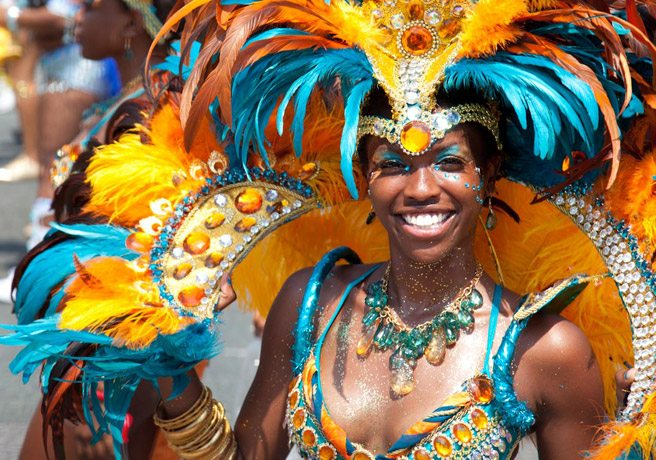 GALLERY: the sights of the 2012 Caribbean Carnival parade