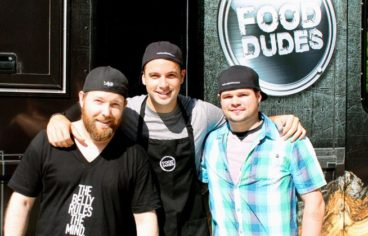 Introducing: The Food Dudes' food truck