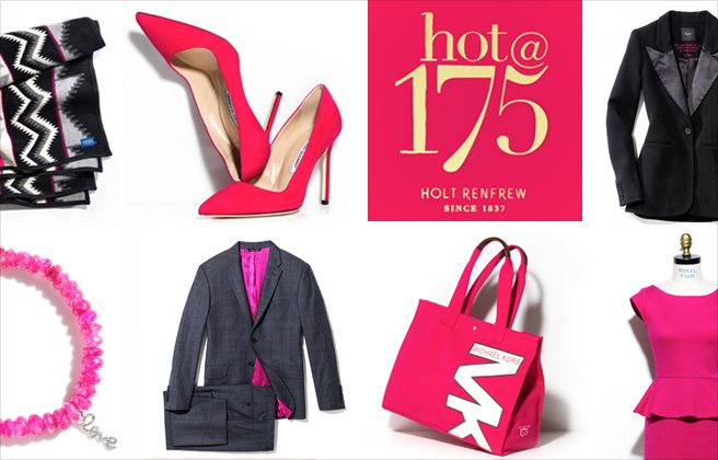 Gallery: over 30 designer collaborations created in honour of Holt Renfrew's 175th anniversary