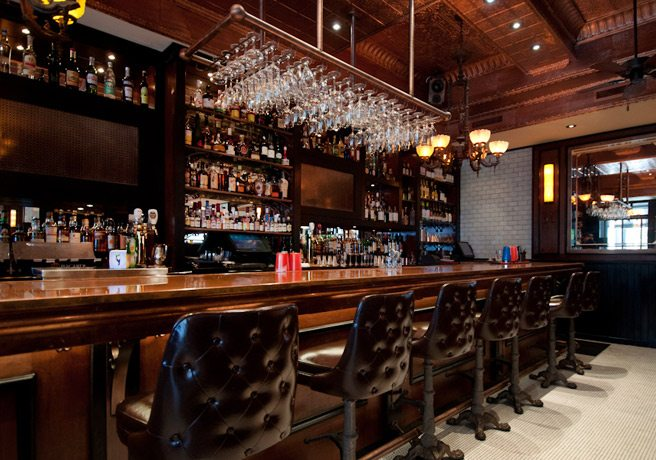 Introducing: Museum Tavern, a classic American brasserie right across from the ROM