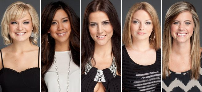 Introducing: The bachelorettes of The Bachelor Canada, part one