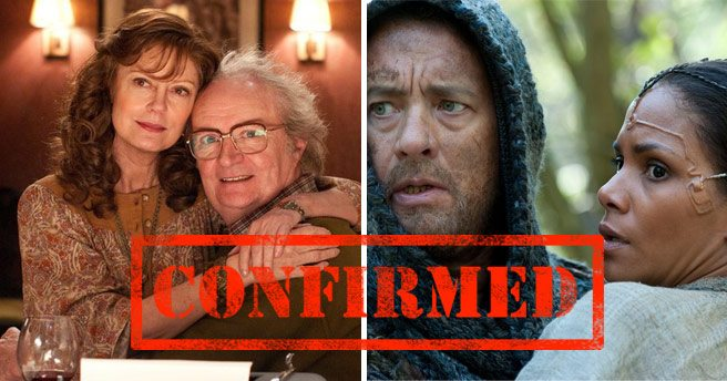 CONFIRMED: Cloud Atlas's Halle Berry, Tom Hanks, Susan Sarandon and the Wachowskis will be at TIFF 2012