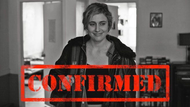 CONFIRMED: Greta Gerwig is coming to TIFF 2012