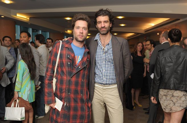 Rufus Wainwright and Jorn Weisbrodt are finally getting hitched tomorrow!