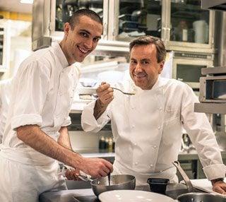 Daniel Boulud announces the chef de cuisine for Toronto's Café Boulud