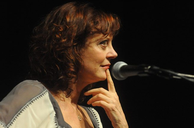 TIFF QUOTED: Susan Sarandon on the importance of being Indian